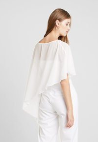 Swing - Poncho - creme weiss - 2