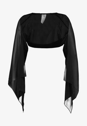 Veste légère - schwarz