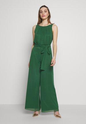 Combinaison - grün