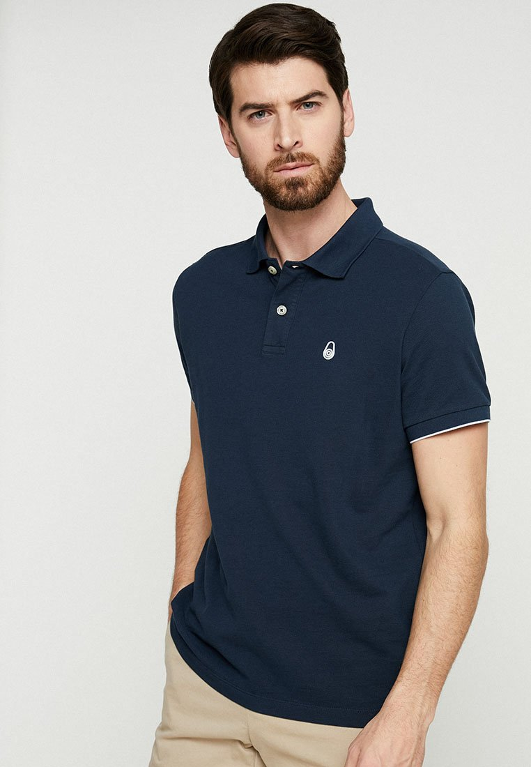 Sail Racing - BOWMAN - Polo shirt - navy