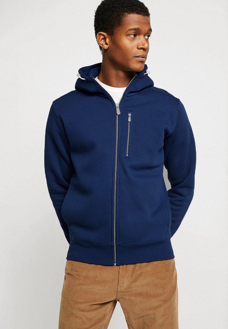 Sail Racing - BOWMAN ZIP HOOD - Zip-up hoodie - storm blue