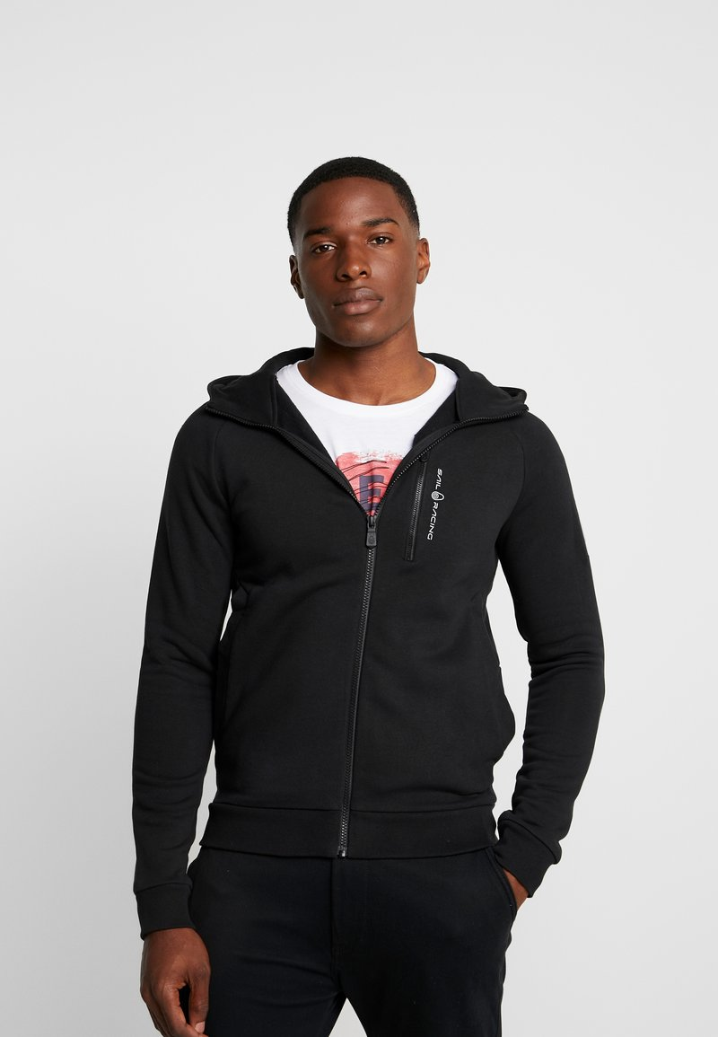 Sail Racing - ANTARCTICA ZIP HOOD - Sweatjacke - carbon