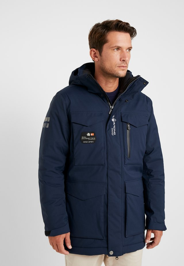 GLACIER BAY - Winter coat - navy