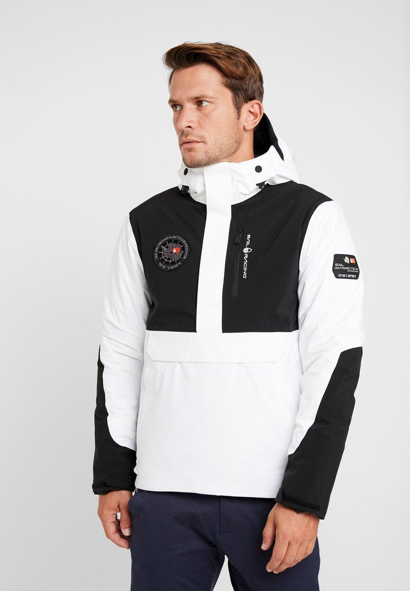 Sail Racing - ANTARCTICA EXPEDITION ANORAK - Winter jacket - white