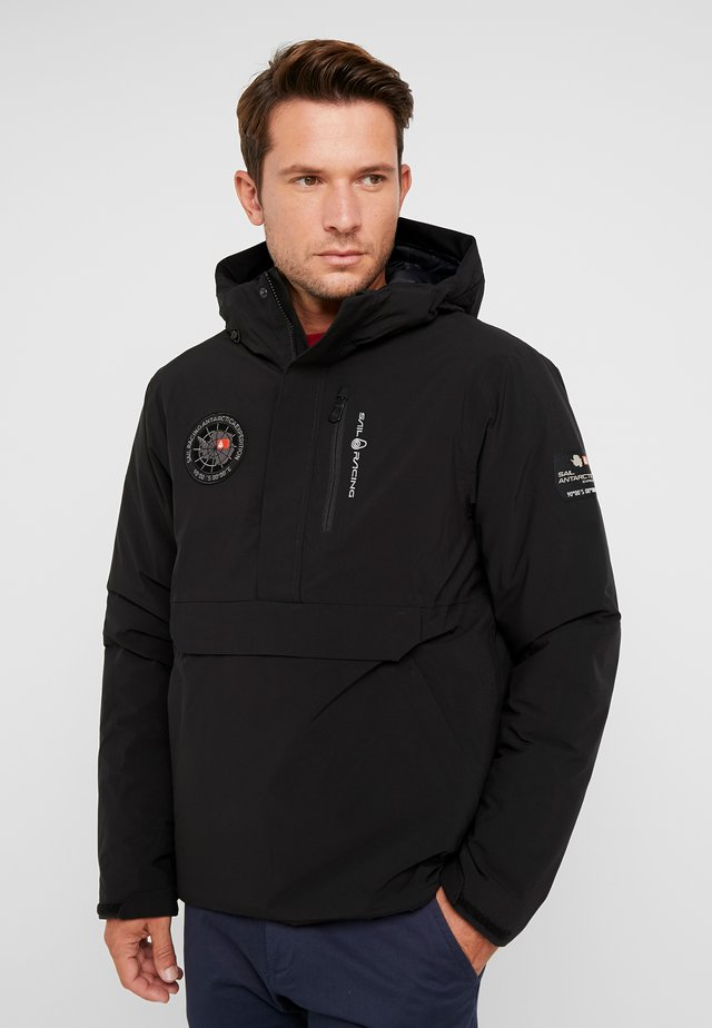 ANTARCTICA EXPEDITION ANORAK - Winter jacket - carbon