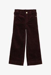 Soft Gallery - BLANCA PANTS - Pantalon classique - winetasting - 2