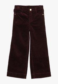 Soft Gallery - BLANCA PANTS - Pantalon classique - winetasting - 0