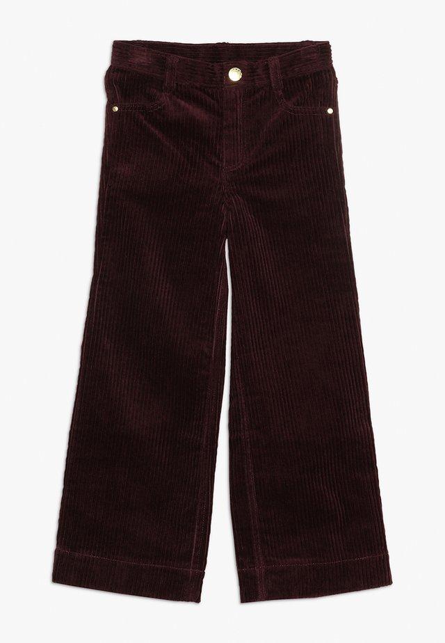 BLANCA PANTS - Trousers - winetasting
