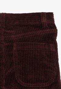 Soft Gallery - BLANCA PANTS - Pantalon classique - winetasting - 3