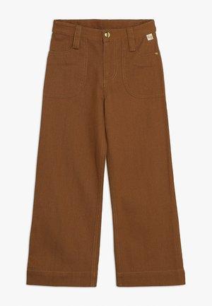 BLANCA PANTS - Kalhoty - bone brown