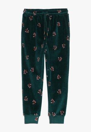 CHARLINE PANTS - Pantalones deportivos - petrol