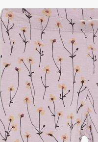 Soft Gallery - PAULA  - Leggings - Trousers - dawn pink - 3