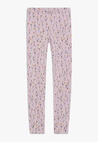 Soft Gallery - PAULA  - Leggings - Trousers - dawn pink - 0