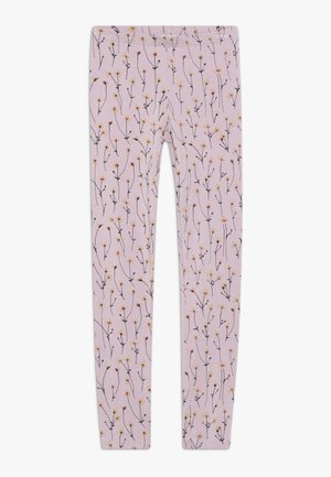 PAULA  - Leggings - Trousers - dawn pink