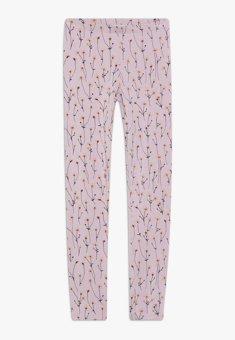 Soft Gallery - PAULA  - Leggings - Trousers - dawn pink