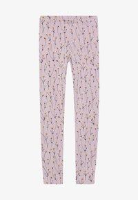 Soft Gallery - PAULA  - Leggings - Trousers - dawn pink - 2