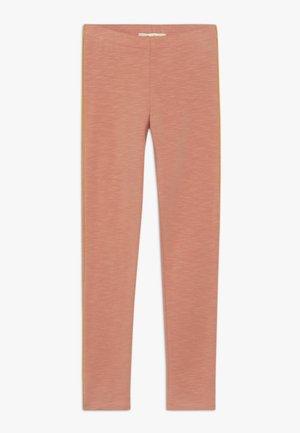 PAULA - Leggings - Trousers - tawny orange