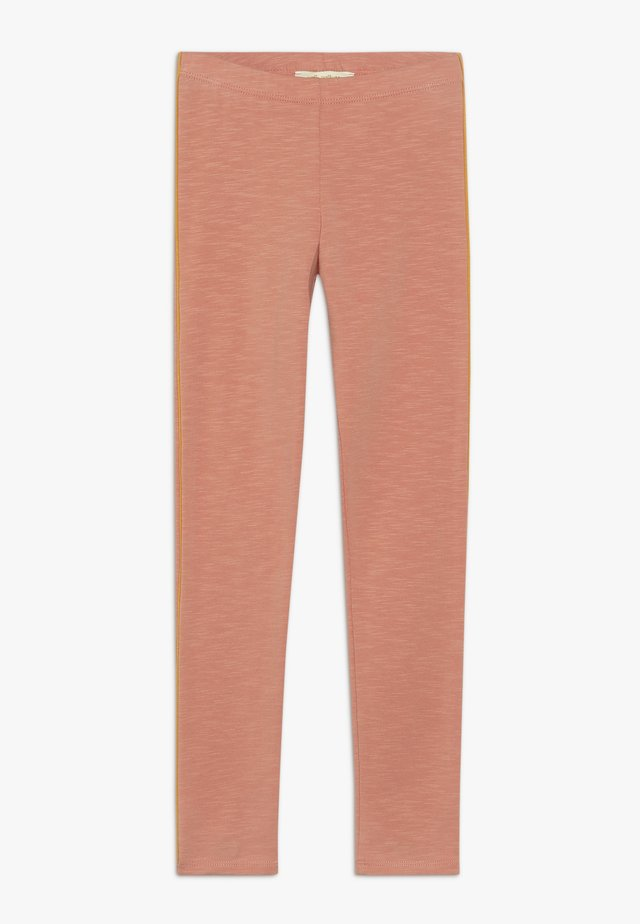 PAULA - Leggings - Trousers - tawny orange