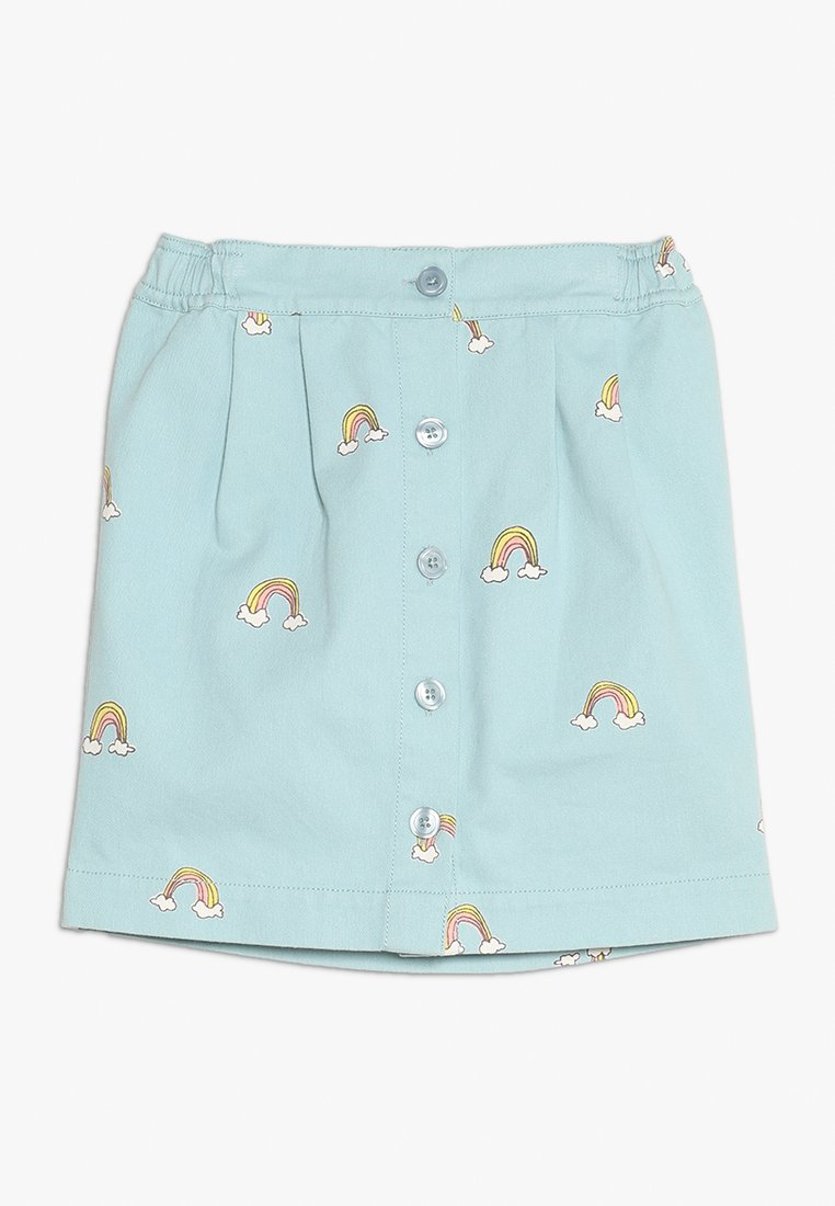 Soft Gallery - DEEDEE SKIRT - Minifalda - cloud blue