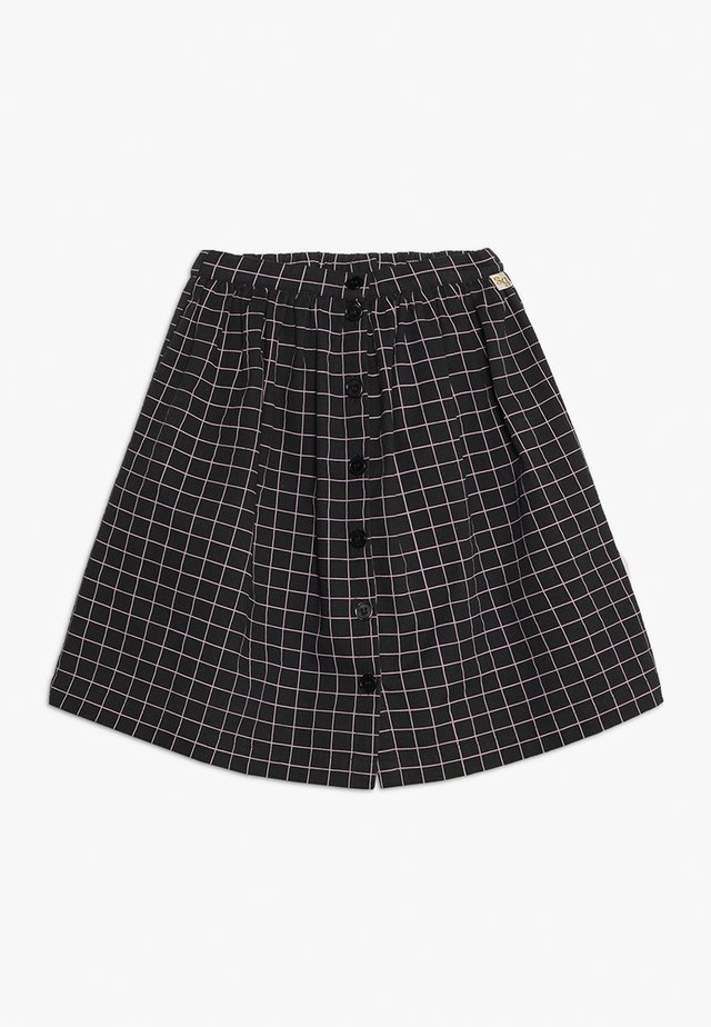 DIXIE SKIRT - A-line skirt - anthracite