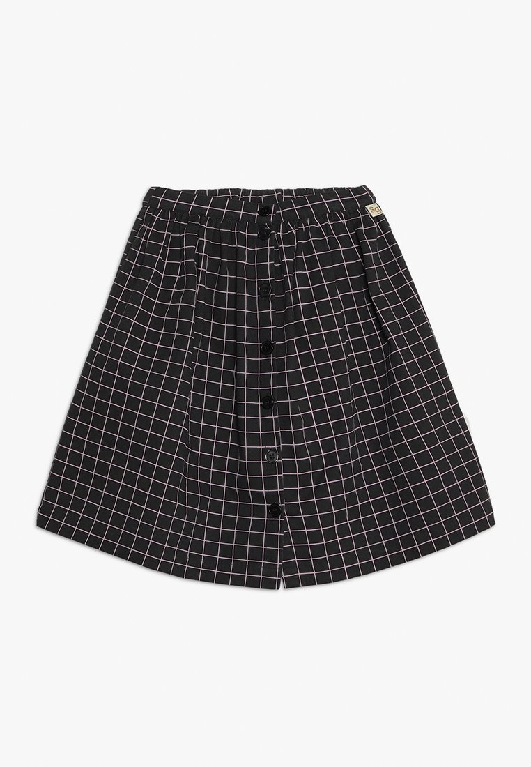 Soft Gallery - DIXIE SKIRT - A-line skirt - anthracite