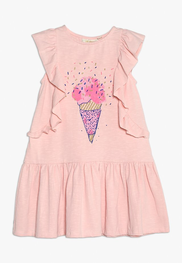 ALBERTE DRESS GELATO - Žerzejové šaty - chintz rose