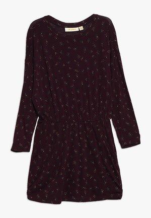 VIGDIS DRESS - Vestido ligero - bordeaux