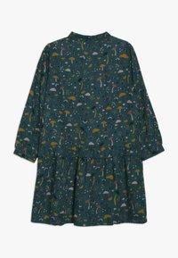 Soft Gallery - ELISABELLE DRESS - Vestido informal - teal - 1