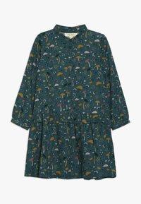 Soft Gallery - ELISABELLE DRESS - Vestido informal - teal - 0
