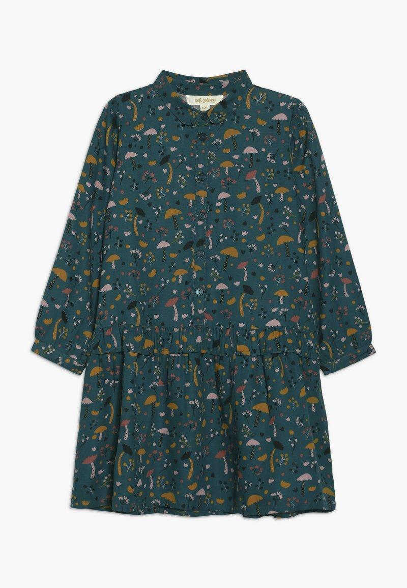 Soft Gallery - ELISABELLE DRESS - Vestido informal - teal