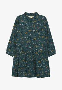 Soft Gallery - ELISABELLE DRESS - Vestido informal - teal - 2