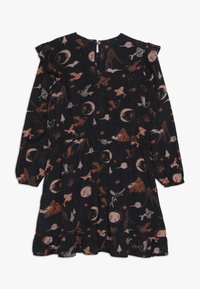 Soft Gallery - EA DRESS - Sukienka letnia - anthracite - 1