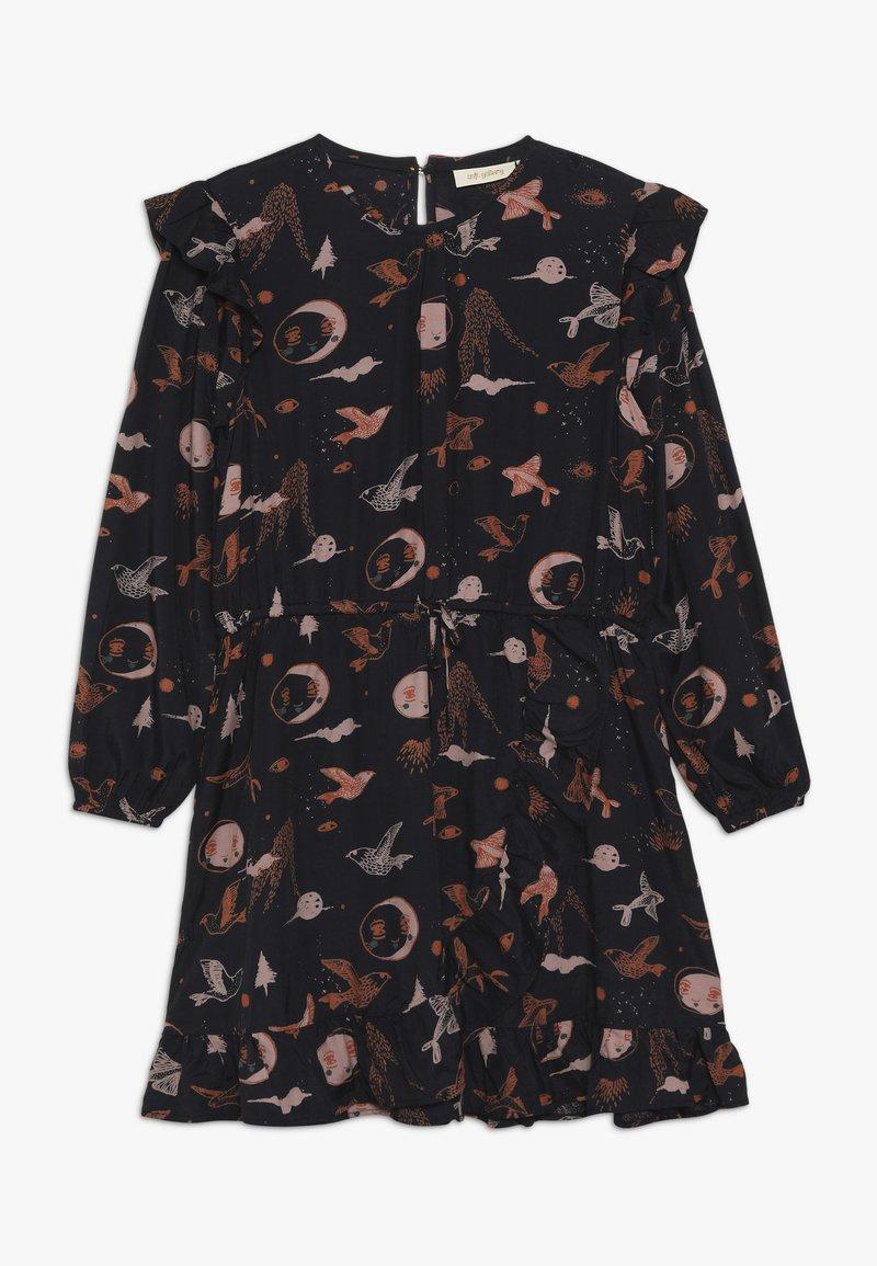 Soft Gallery - EA DRESS - Sukienka letnia - anthracite