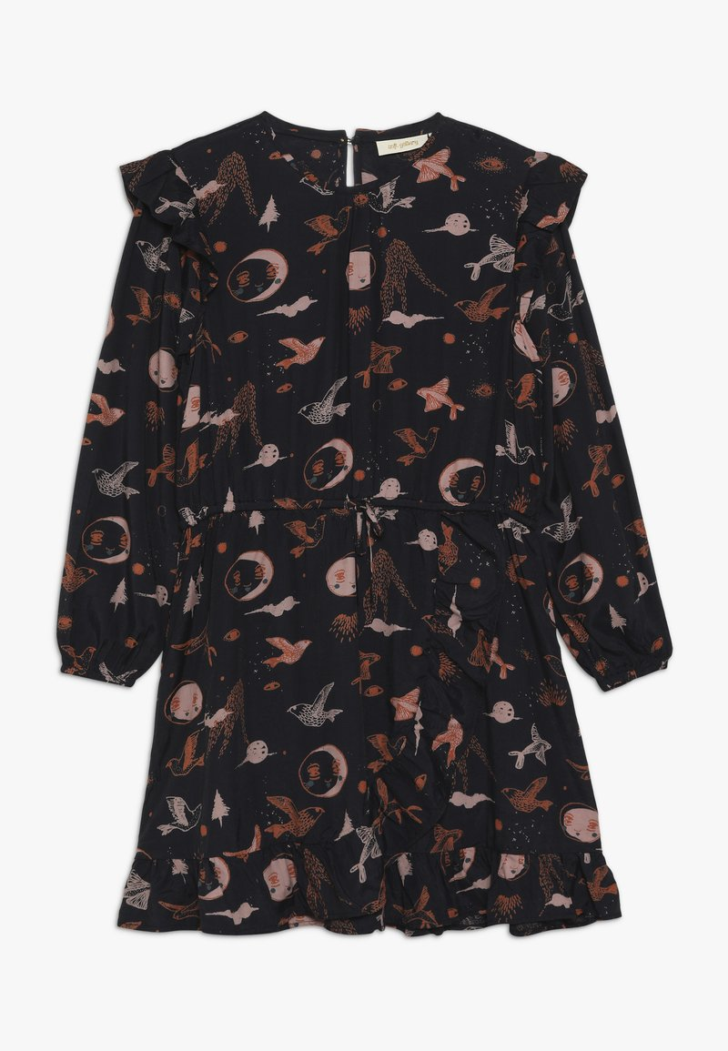 Soft Gallery - EA DRESS - Day dress - anthracite
