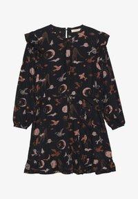 Soft Gallery - EA DRESS - Sukienka letnia - anthracite - 5