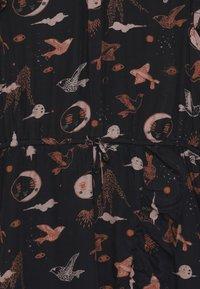 Soft Gallery - EA DRESS - Sukienka letnia - anthracite - 6