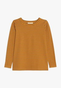 Soft Gallery - EMMANUEL - Camiseta de manga larga - mustard yellow - 0