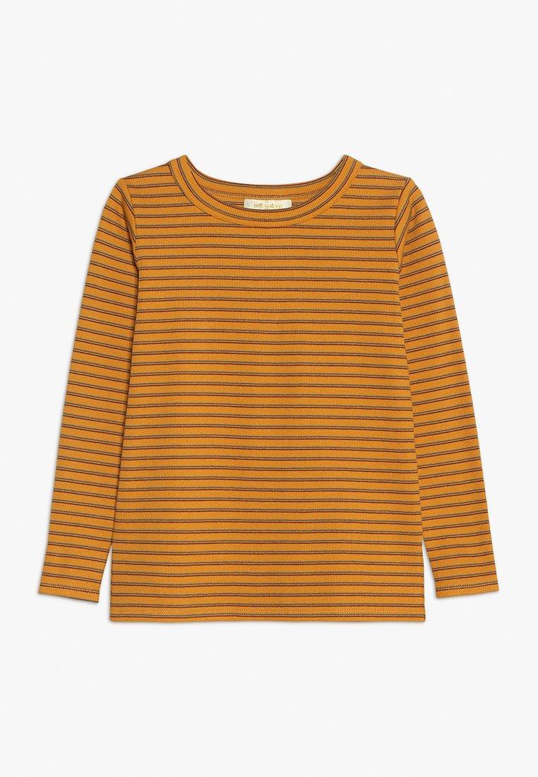 Soft Gallery - EMMANUEL - Long sleeved top - mustard yellow