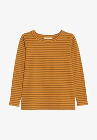 Soft Gallery - EMMANUEL - Camiseta de manga larga - mustard yellow - 2