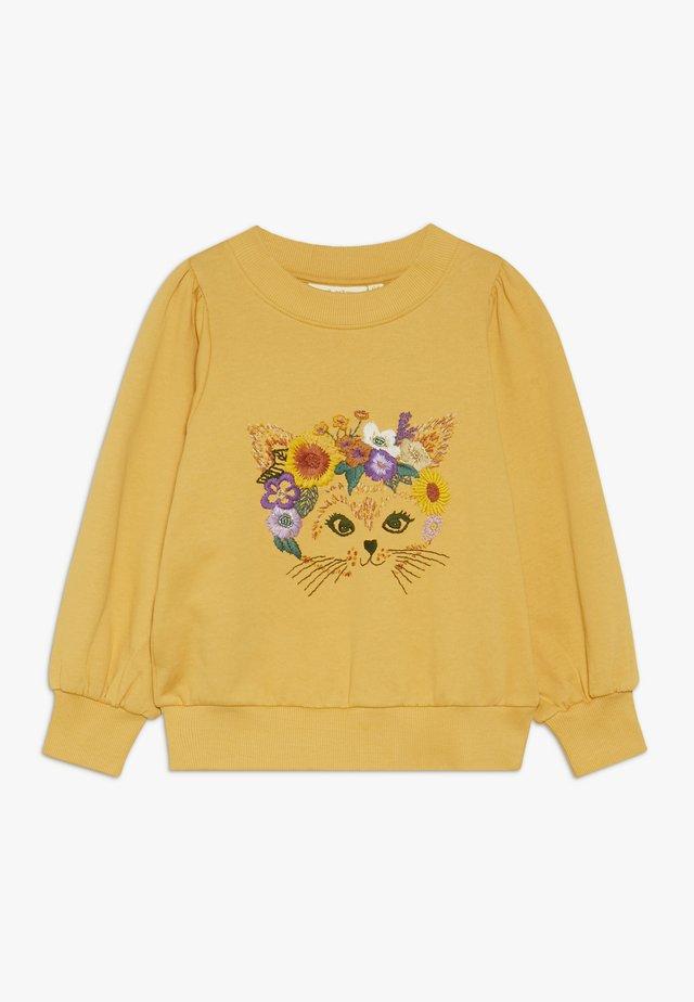 ERA - Sweatshirt - golden apricot