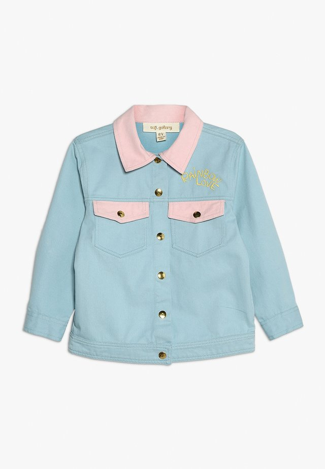 BAYOU CLOUD BLUE LUCKY - Jeansjacka - cloud blue/lucky