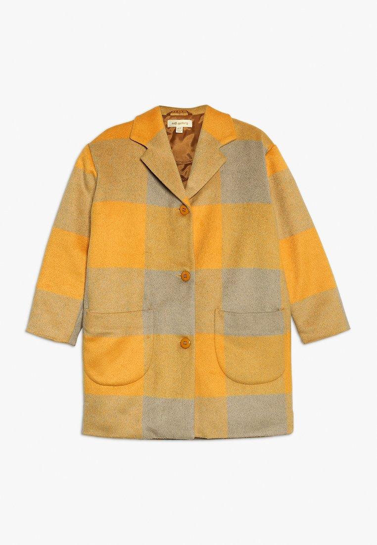 Soft Gallery - EVELEEN JACKET - Classic coat - golden