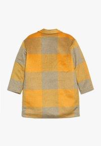 Soft Gallery - EVELEEN JACKET - Classic coat - golden - 1