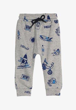 MEO PANTS BABY - Pantalones - mottled grey