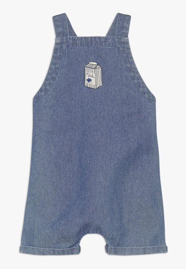 FRISCO DUNGAREES MILKY - Salopette - denim blue