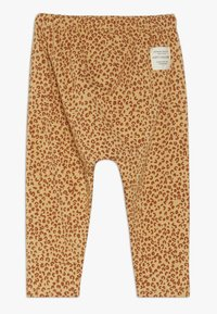 Soft Gallery - HAILEY PANTS LEO SPOT - Spodnie materiałowe - taffy - 1