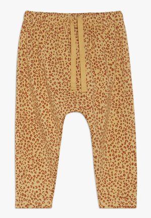 HAILEY PANTS LEO SPOT - Pantaloni - taffy