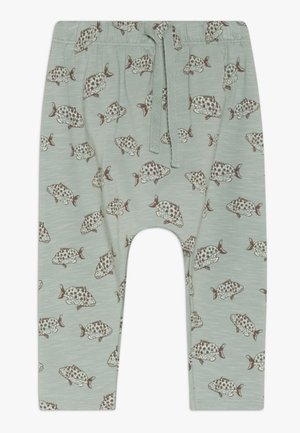 HAILEY PANTS FISH - Bukser - jadeite
