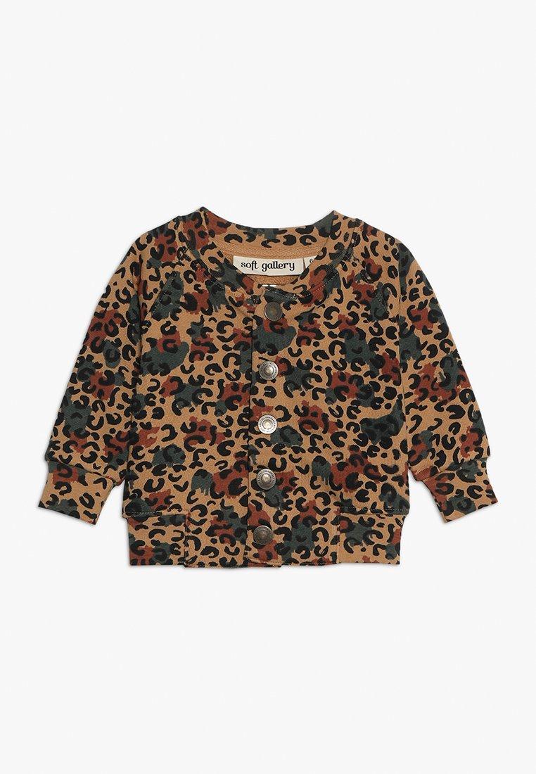 Soft Gallery - BABY ROLAND  - Zip-up hoodie - beige