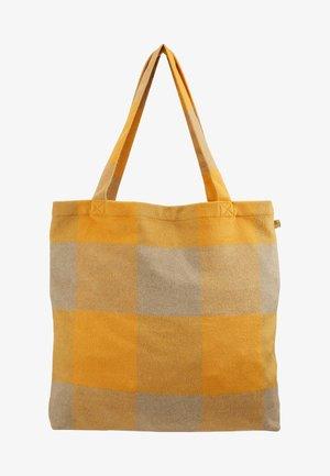 SACK BAG - Velká kabelka - golden